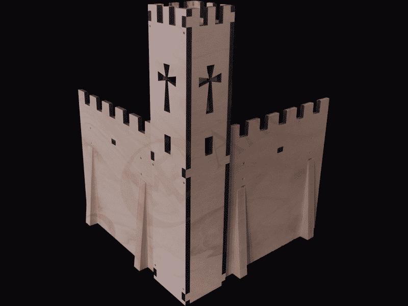 Wehrturm Modell 1