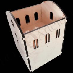 Burgkapelle Modell 1