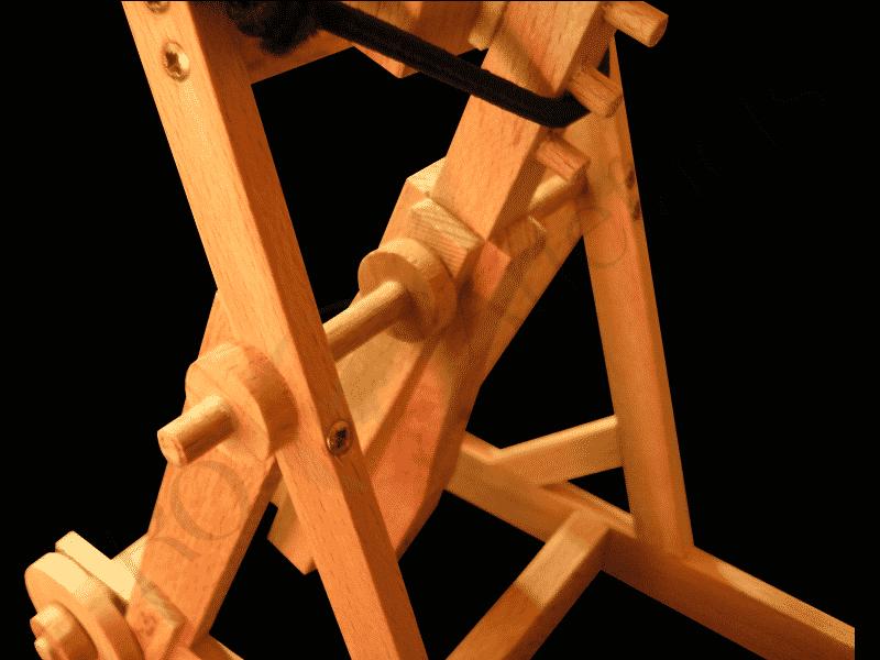 Katapult Mangonel Mod. 2