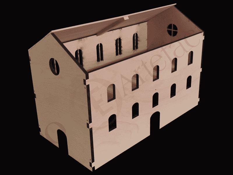 Palas (Modell 1)
