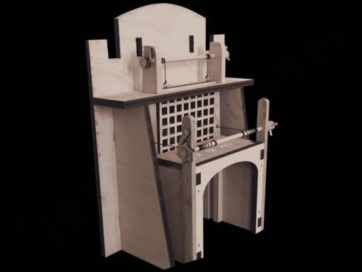 Torhaus (Modell 1)