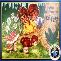 Wir sammeln Pilze - SPIKA®