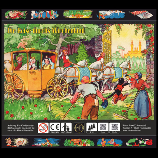 Reise durchs Märchenland
