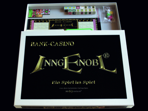 Bank Casino Brettspiel