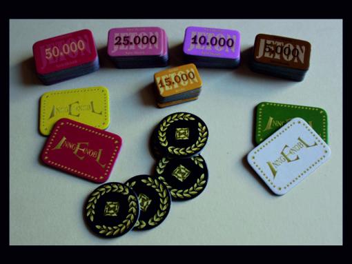 Bank Casino Brettspiel